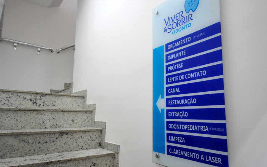 Clínica Viver & Sorrir Odonto - Consultórios
